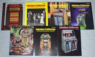 Jukebox Collector Magazine Covers--7 issues.jpg